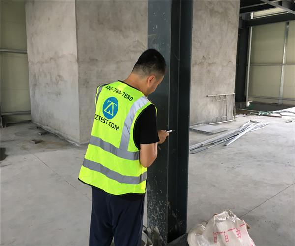 厂房改造后的检测项目有哪几种